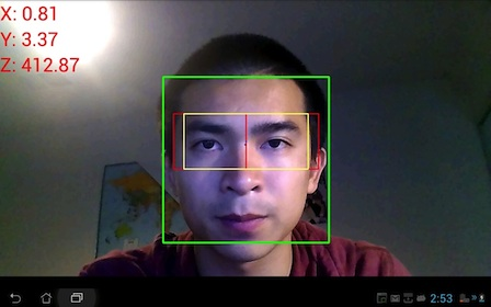 Add Face Tracking To Your App | Mobile Vision | Google ...