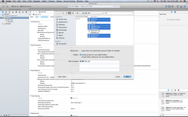 OSX XCode Setup Adding Files.png